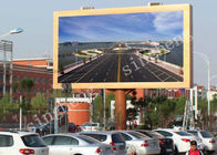 P10 Large LED Advertising Screens Fast Installation IP65 Degree For Modules IC
