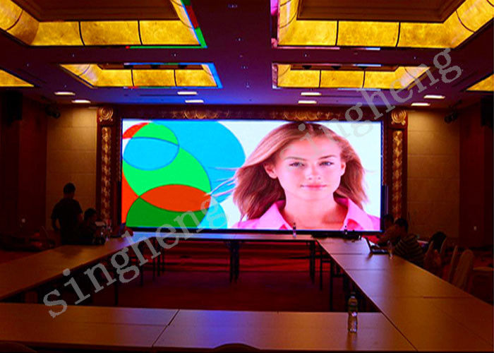 HD Small Pixel Pitch LED Display P1.923 Constant Drive Type Easy Operated